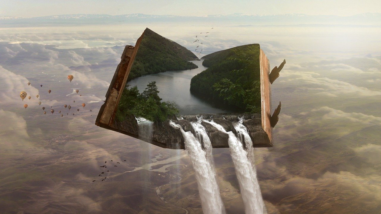 Phantasie – dein Seelenland